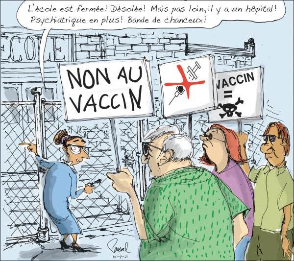 CARICATURES : politiques, judiciaires, sportives ... etc.    (suite 2) - Page 25 Le-coup-de-crayon-du-15-septembre