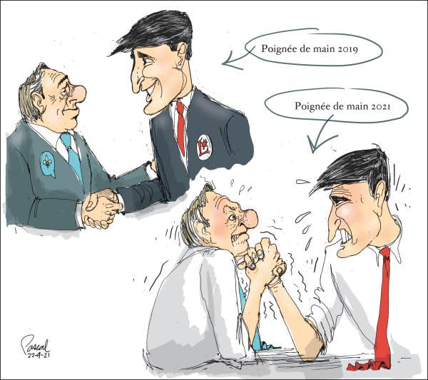 CARICATURES : politiques, judiciaires, sportives ... etc.    (suite 2) - Page 25 Le-coup-de-crayon-du-22-septembre