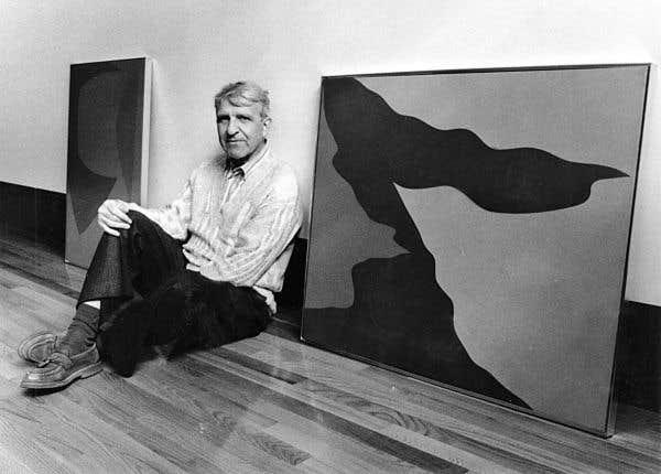 l homme qui peignait la lumi re le devoir. Black Bedroom Furniture Sets. Home Design Ideas