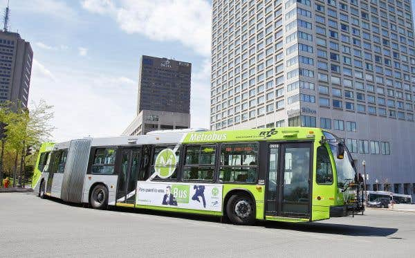 Autobus un tarif pour les moins nantis le devoir for Tarif chauffage urbain metz
