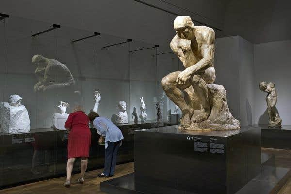 L'exposition nous plongeant dans l'atelier de Rodin, présentée au Musée des beaux-arts de Montréal, a attiré près de 200 000 visiteurs.