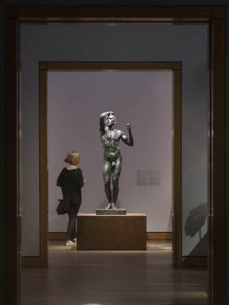 L'expo «Rodin» du Musée des beaux-arts de Montréal a été un des succès populaire de 2015.