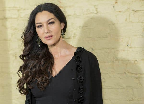 Monica Bellucci, septembre 2015