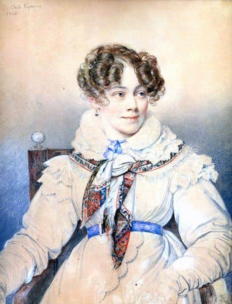 La comtesse de Ségur en 1823