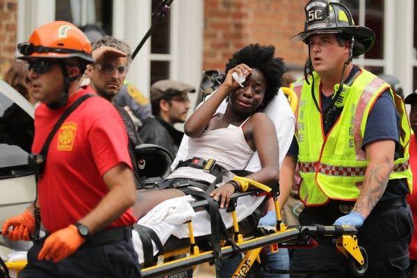 James Fields, tueur présumé de Charlottesville