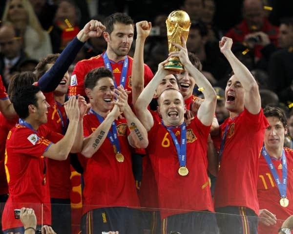 Le devoir - Coupe du monde espagne 2014 ...