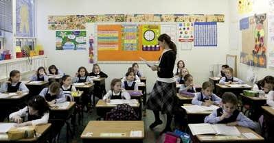 L'École communautaire Belz est tranquillement en train d'effectuer un virage à 180 degrés pour prendre le chemin de la conformité au système d'éducation québécois.