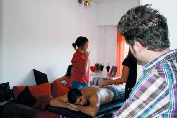 sexe vieux massage erotique