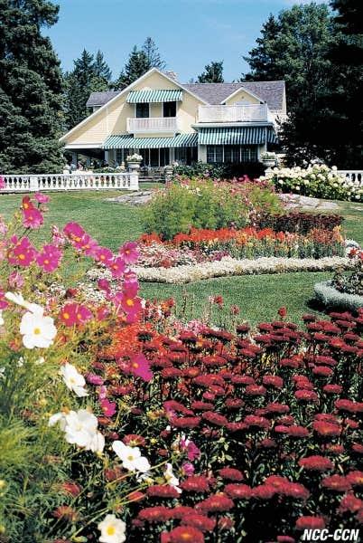 Domaine Mackenzie-King, résidence du 10e premier ministre canadien