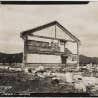 Restes d&#39;une &eacute;cole, Hiroshima, 17 novembre 1945. &laquo;United States Strategic Bombing Survey, Physical Damage Division&raquo;. <br />