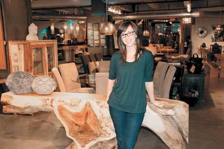 Boutiques la nature sauvage de l 39 asie se fait meuble for Galerie du meuble quebec