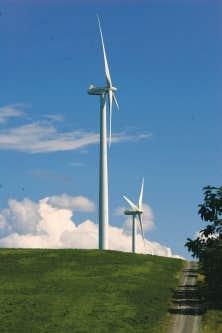 La hausse des tarifs d&rsquo;Hydro-Qu&eacute;bec est notamment caus&eacute;e par les projets d&rsquo;installations d&rsquo;&eacute;oliennes dont la soci&eacute;t&eacute; d&rsquo;&Eacute;tat devra acheter la production.<br />