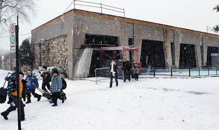 Le Fort Angrignon devra fermer ses portes le 31 d&eacute;cembre apr&egrave;s 16 ann&eacute;es d&rsquo;activit&eacute;.<br />