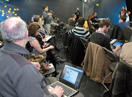 Le GouvCamp Qu&eacute;bec s&rsquo;int&eacute;resse aux technologies et aux divers paliers de la fonction publique.<br />