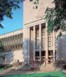 Le pavillon Palasis-Prince abrite la Facult&eacute; des sciences de l&rsquo;administration.<br />