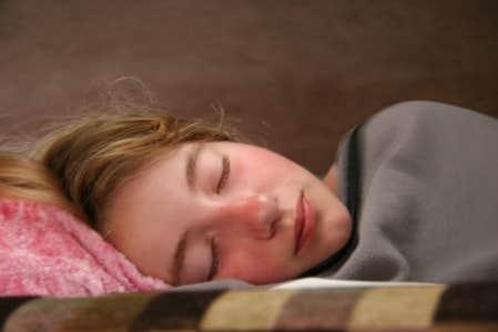 Le doux sommeil du retour