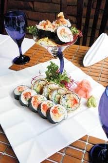 L&rsquo;algue nori est de plus en plus pr&eacute;sente dans les cuisines, pour la confection de sushis, par exemple. <br />