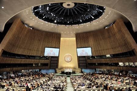 Le français comme langue de travail se porte mal à l'ONU, selon le rapport réalisé par l'Assemblée des fonctionnaires francophones des organisations internationales.
