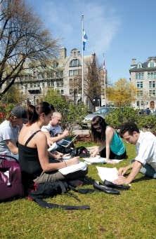 À McGill, les droits de scolarité pour un semestre au 3e cycle ont bondi à 1201,95 $.