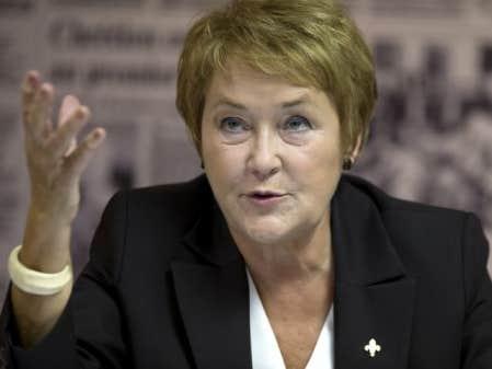Pauline Marois s'est déclarée convaincue que le Québec est une société non violente et qu'un acte de violence isolé ne pourra effacer cette réalité.