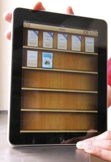La tablette pourrait faciliter la tâche de l'enseignant lorsqu'il s'agit de repérer rapidement un élève en difficulté.