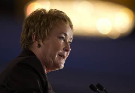 Devant les critiques formulées par des gens d'affaires, Pauline Marois a tenu à se faire rassurante, en clamant que son gouvernement serait celui du développement économique et de la saine gestion des finances publiques.