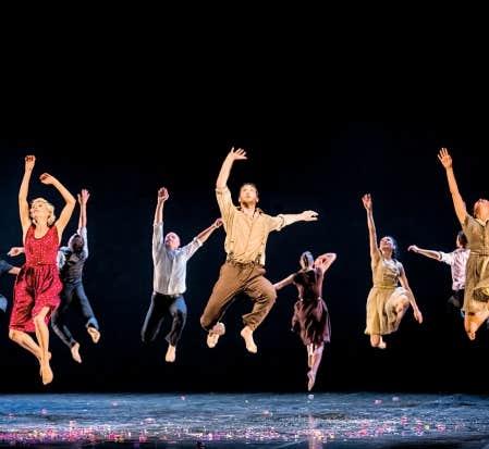 <div> Un extrait de Harry, pr&eacute;sent&eacute; ce soir par les Ballets jazz de Montr&eacute;al &agrave; la salle Maisonneuve de la Place des Arts.&nbsp;</div>
