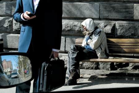L'Institut Broadbent veut réduire les inégalités sociales au Canada.