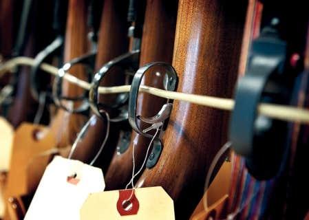 L'impact financier des crimes impliquant un fusil ou un pistolet s'élève à environ 93 $ par habitant.