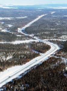 La route 167 coûtera beaucoup plus cher que prévu. Et c'est Québec qui doit payer la note.
