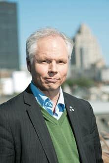 Dinu Bumbaru est directeur des politiques chez Héritage Montréal.