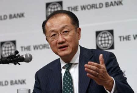 Le président de la Banque mondiale, Jim Yong Kim, a soutenu que la responsabilité de l'homme dans le réchauffement du globe est «sans équivoque».