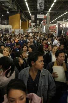 Un peu plus d'un million de personnes ont visité cette année la Foire du livre de Guadalajara.