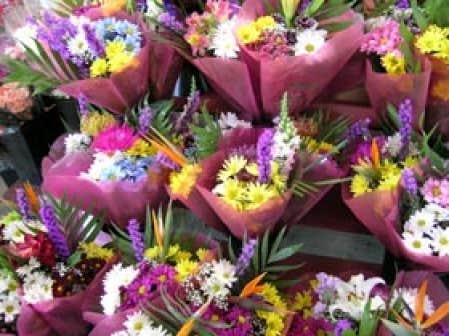 Des Fleurs Pour Louanger Les Mamans Le Devoir