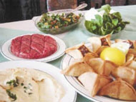 Saveurs de beyrouth montr al le devoir - Cuisine libanaise montreal ...