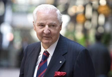 Paul Desmarais, de Power Corporation, est le Québécois le plus riche. Sa fortune est évaluée à 4,28 milliards de dollars.