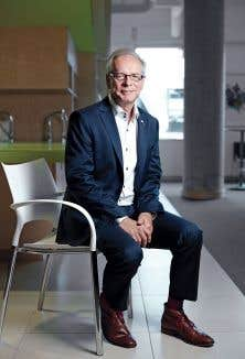Simon Brault, du Conseil des arts du Canada