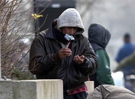 À Montréal seulement, 30 000 personnes vivent la dure réalité de la rue.