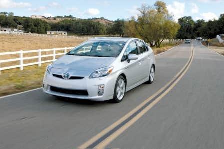 La Toyota Prius 2010: la voiture de l'année