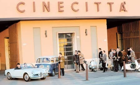 Foto Cinecittà in Roma