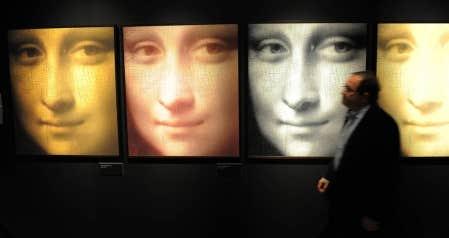 Léonard de Vinci aurait appliqué le nombre d'or, cette «divine proportion», à sa Mona Lisa.