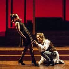 «Le timide à la cour», une pièce écrite par l'Espagnol Tirso de Molina et mise en scène par Alexandre Fecteau
