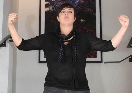 En lice aux Victoires de la musique, Ariane Moffatt poursuit inlassablement sa conquête de l'Europe.