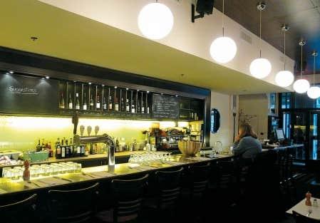 Montreal Nombre De Restaurant Par Habitant