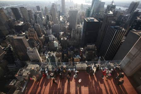 Le march immobilier se redresse new york le devoir - Agence immobiliere new york ...