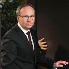 Le ministre Martin Coiteux
