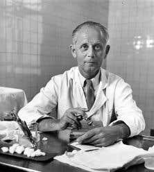 Les travaux d'Hans Selye ont fait de Montréal une importante capitale de la recherche sur le stress dans le monde.