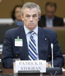 L'ex-ombudsman des vétérans, Pat Stogran