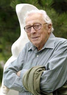 L'acteur et metteur en scène Paul Hébert en 2004