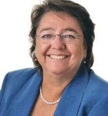 Sylvie Tardif, conseillère municipale de 2003 à 2013